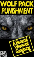 Cover for 'Wolf Pack Punishment, A Bisexual Werewolf Gangbang'