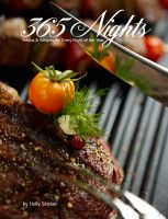 Cover for '365 Nights: Menus & Recipes for Every Night of the Year'