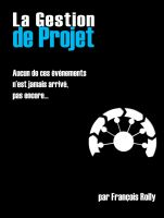 Cover for 'La Gestion de Projet'