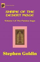Cover for 'Shrine of the Desert Mage'