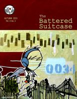Cover for 'The Battered Suitcase Autumn 2010'
