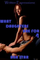 Cover for 'What Daughters Are For 4'