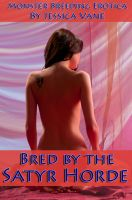 Cover for 'Bred by the Satyr Horde'