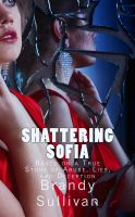 Cover for 'Shattering Sofia'