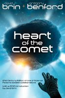 Cover for 'Heart of the Comet'
