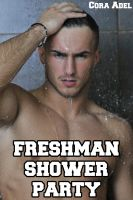 Cover for 'Freshman Shower Party'