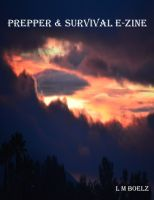Cover for 'Prepper & Survival E-Zine'
