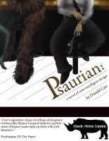 Cover for 'Psaurian: a novel of semi-intelligent design'
