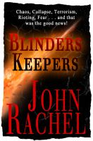 Cover for 'Blinders Keepers'