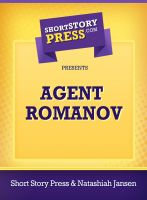 Cover for 'Agent Romanov'