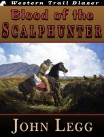 Cover for 'Blood of the Scalphunter'