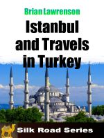 Cover for 'Istanbul and Travels in Turkey'