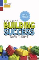 Cover for 'Building Success Brick by Brick'