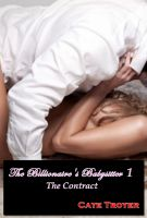 Cover for 'The Billionaire's Babysitter 1: The Contract (Interracial Billionaire Romance)'