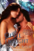 Cover for 'Civil Twilight: Project Exorcism, Book 4'