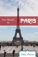 Cover for 'Our Month in Paris'