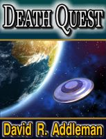 Cover for 'Death Quest'
