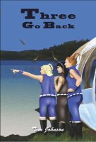 Cover for 'Three Go Back'