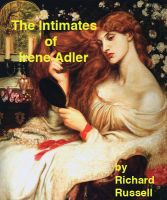 Cover for 'The Intimates of Irene Adler'