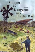 Cover for 'Skipper the Kangaroo Has a Lucky Day'