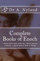 Cover for 'Complete Books of Enoch: 1 Enoch (First Book of Enoch), 2 Enoch (Secrets of Enoch), 3 Enoch (Hebrew Book of Enoch)'
