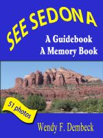 Cover for 'See Sedona'