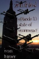 Cover for 'Zombies Episode 10: State of Emergency'