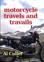 Cover for 'Motorcycle Travels and Travails'