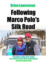 Cover for 'Following Marco Polo's Silk Road'