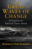 Cover for 'The Great Waves of Change: Navigating the Difficult Times Ahead'