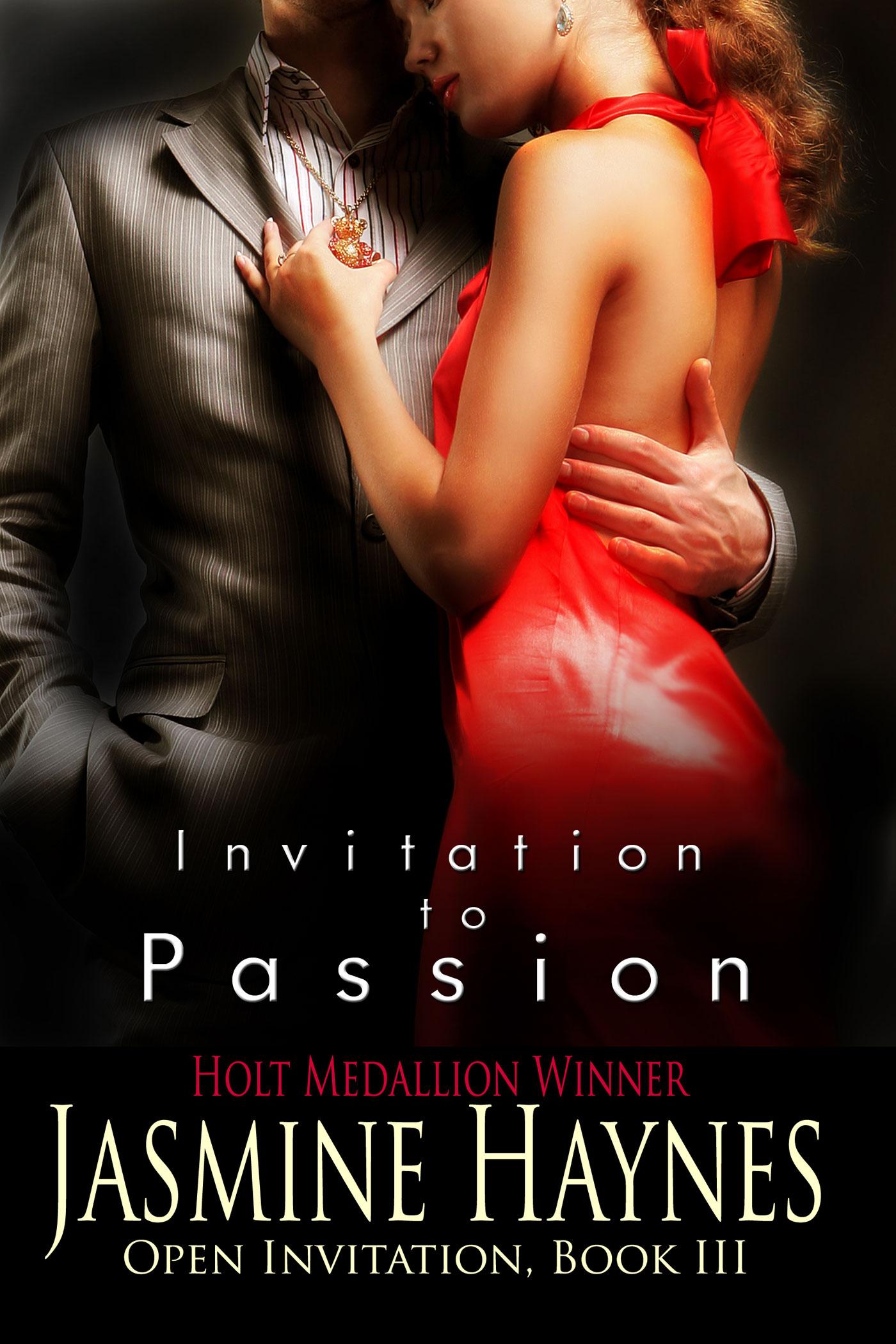 Jasmine Haynes - Invitation to Passion: Open Invitation, Book 3