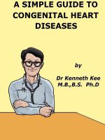 Cover for 'A Simple Guide to Congenital Heart Diseases'