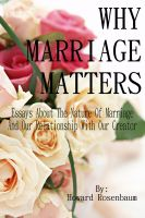 Cover for 'Why Marriage Matters'