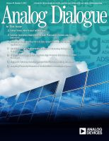 Cover for 'Analog Dialogue, Volume 46, Number 3'