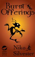 Cover for 'Burnt Offerings'