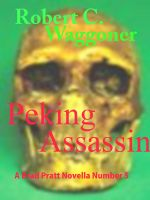 Cover for 'Peking Assassin'