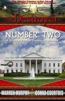 Cover for 'Number Two: A Special Edition Destroyer Novella'