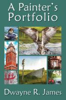 Cover for 'A Painter's Portfolio'