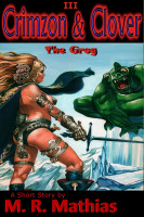 Cover for 'Crimzon & Clover III - The Grog'
