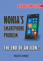 Cover for 'Nokia's Smartphone Problem: The End of an Icon?'