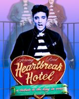 Cover for 'Heartbreak Hotel (A Tribute to the King in Verse)'
