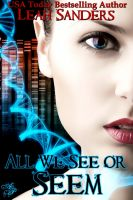 Cover for 'All We See or Seem'