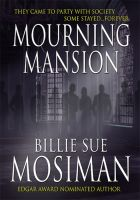 Cover for 'Mourning Mansion'