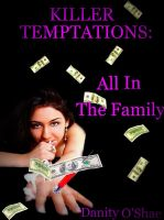 Cover for 'Killer Temptations:Greed (Vol 2- The Killer Temptations Series)'