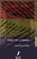 Cover for 'Días de llamas'