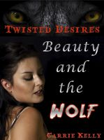 Cover for 'Beauty and the Wolf'