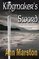 Cover for 'Kingmaker's Sword'