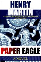 Cover for 'Paper Eagle'