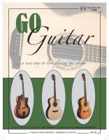 Cover for 'Go Guitar'