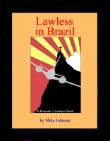 Cover for 'Lawless in Brazil'